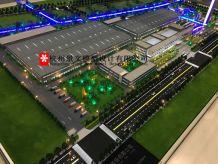 SRH森赫电梯总体沙盘模型