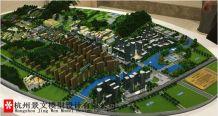 云制造小镇规划模型