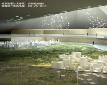 城乡规划馆模型