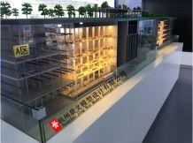 中铁四局杭州地铁6号线SG6-15标项目模型