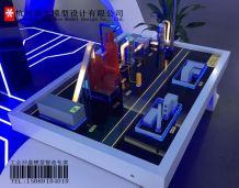 飞灰等离子熔融处置系统模型
