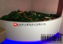 上东村规划模型