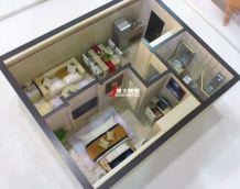 精品单身公寓户型模型