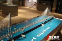桥梁沙盘模型