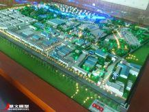 黄山市徽州区规划模型