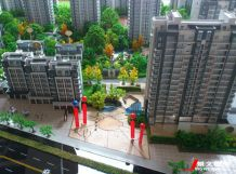 万茂•万源城总体模型