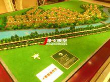 三盛御景园模型